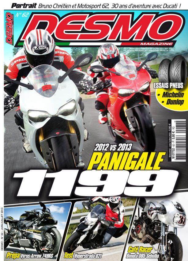 Desmo Magazine 62