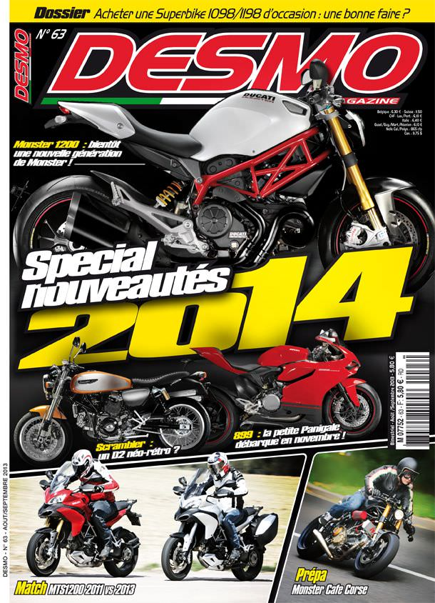 Desmo Magazine 63