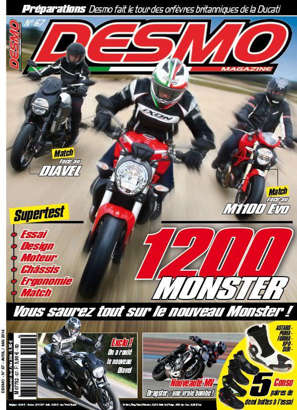 Desmo Magazine 67