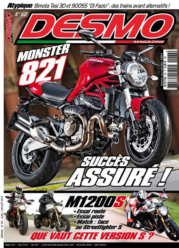 Desmo Magazine 68