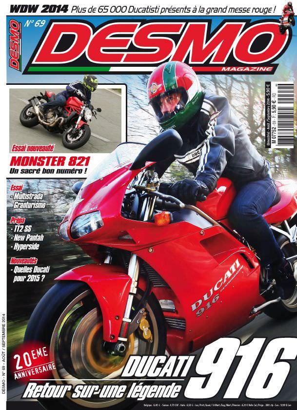 Desmo Magazine 69