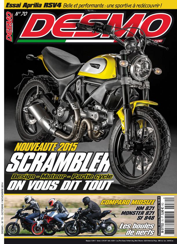 Desmo Magazine 70
