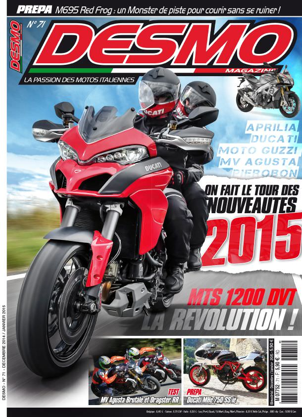 Desmo Magazine 71