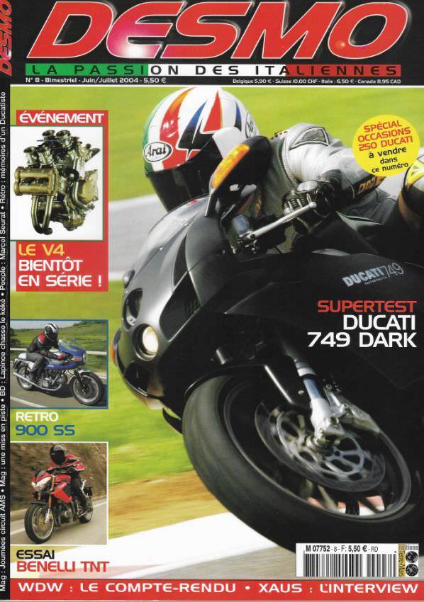 Desmo Magazine 8