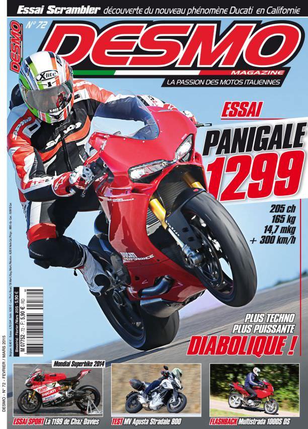 Desmo Magazine 72