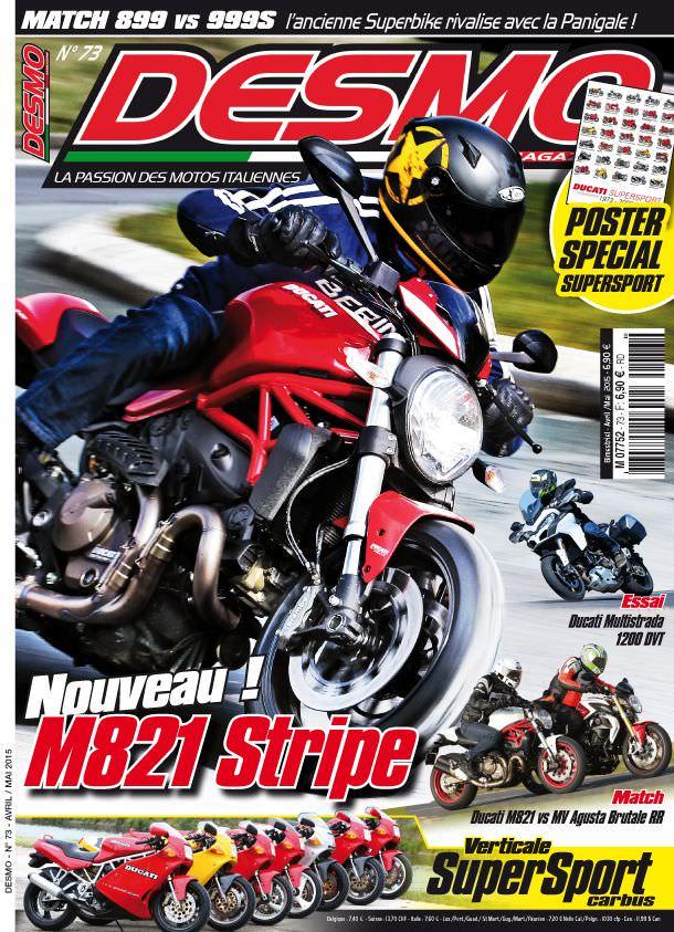Desmo Magazine 73