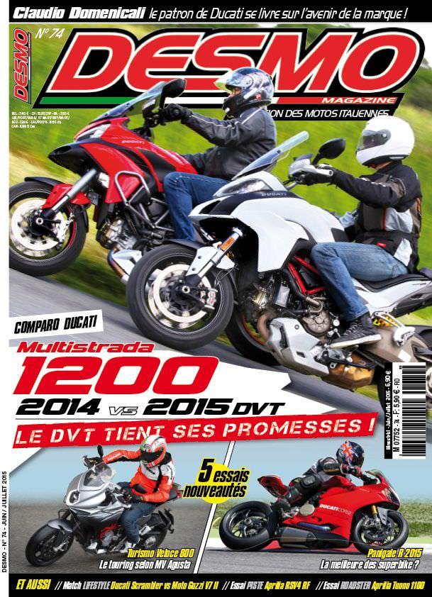 Desmo Magazine 74