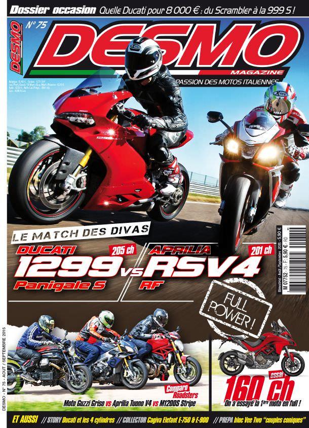 Desmo Magazine 75