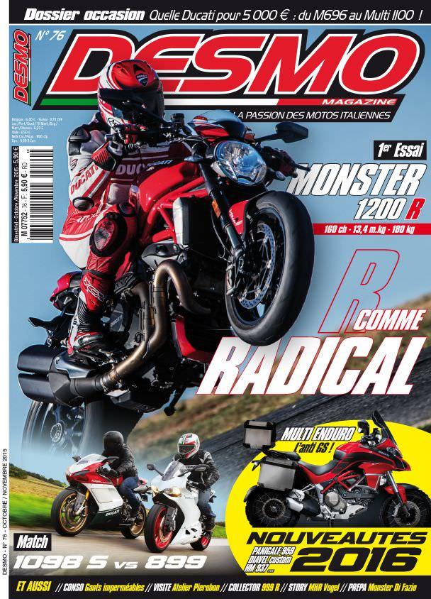 Desmo Magazine 76