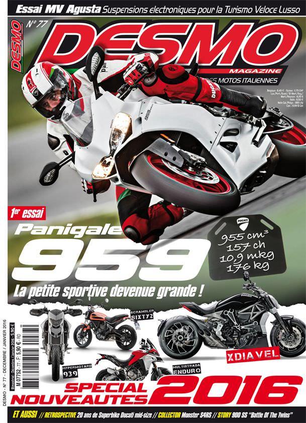 Desmo Magazine 77