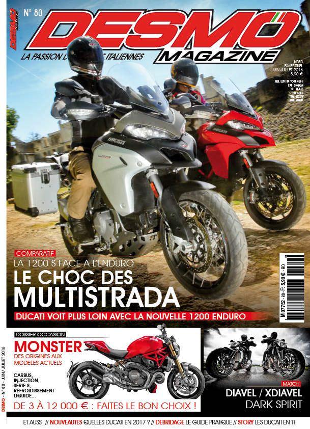 Desmo Magazine 80