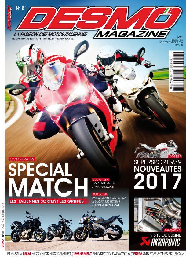 Desmo Magazine 81