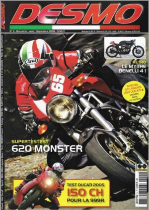 Desmo Magazine 9