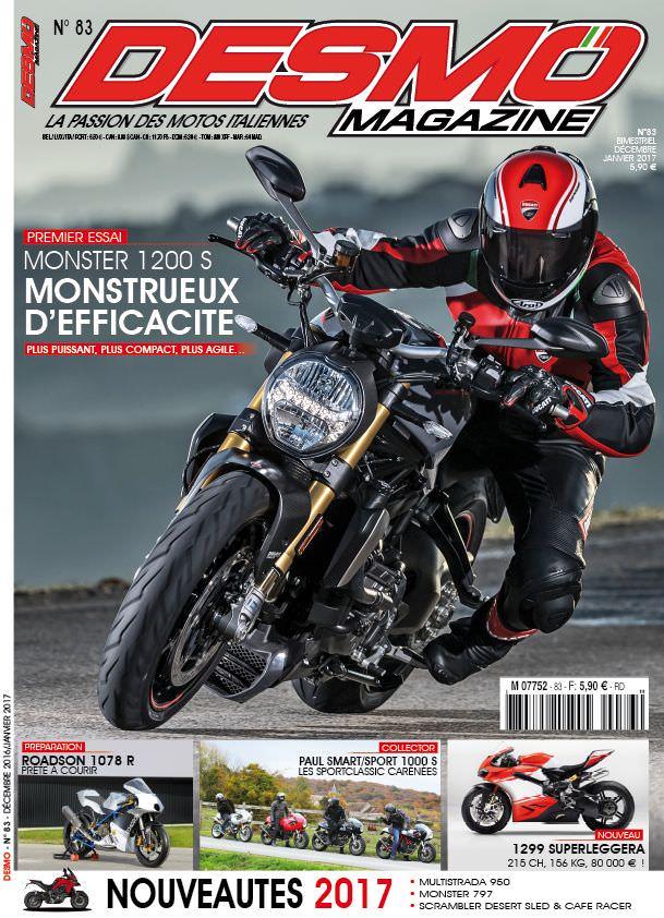 Desmo Magazine 83