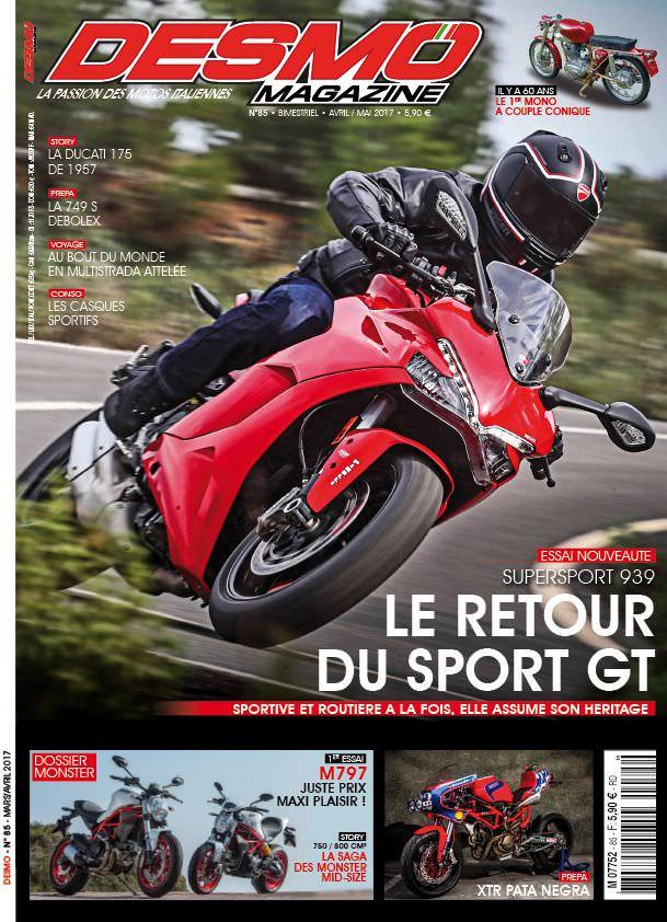 Desmo Magazine 85