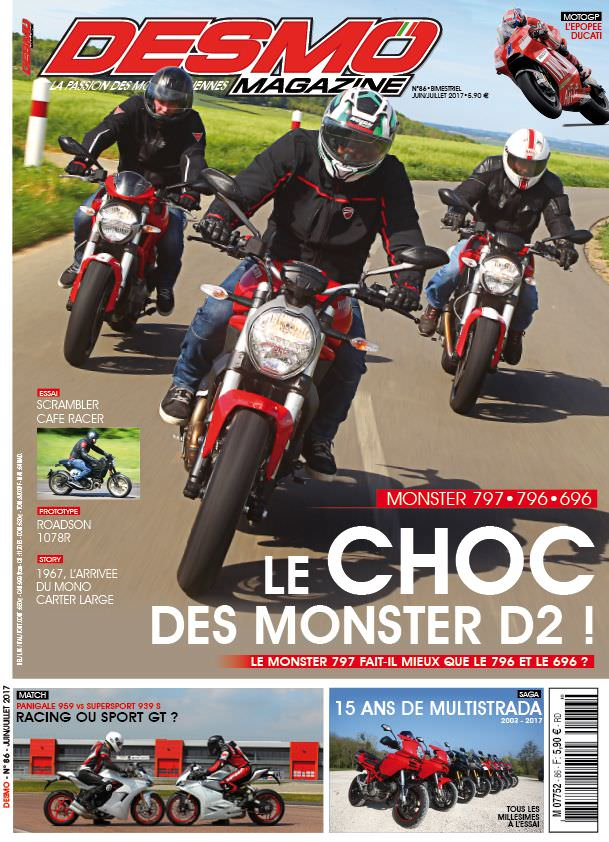 Desmo Magazine 86