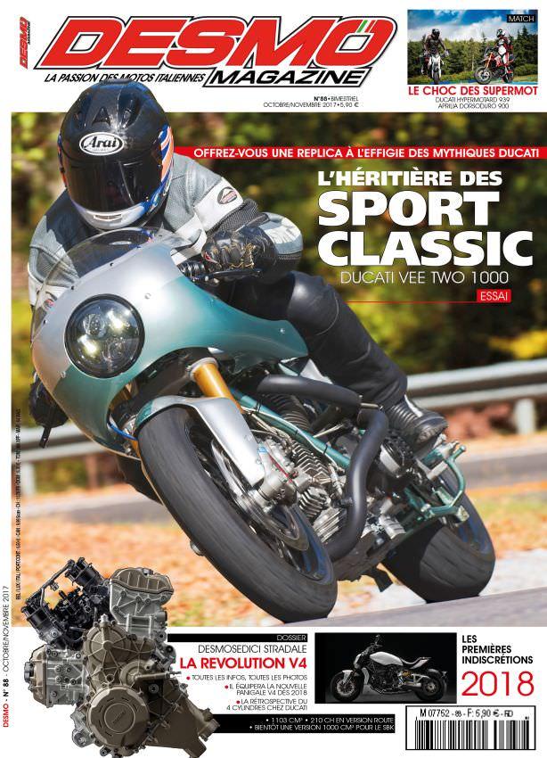 Desmo Magazine 88
