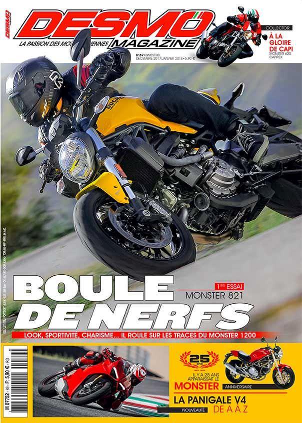 Desmo Magazine 89