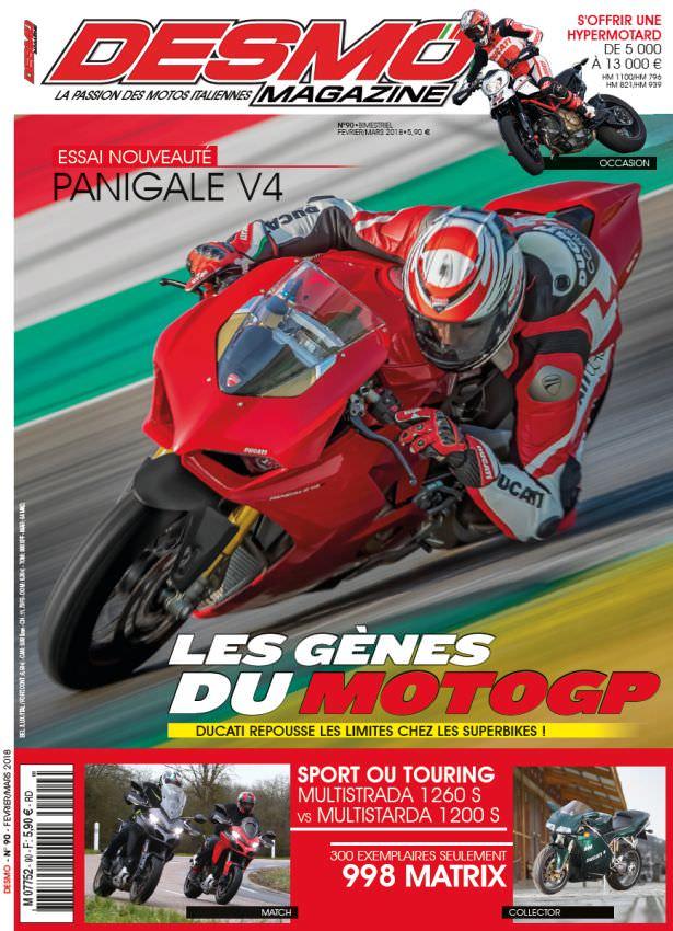 Desmo Magazine 90