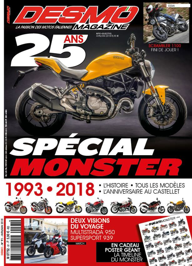 Desmo Magazine 91
