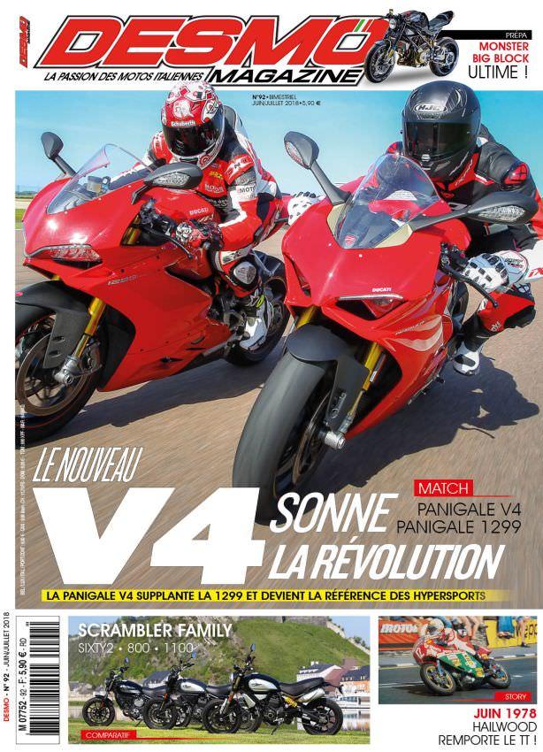 Desmo Magazine 92
