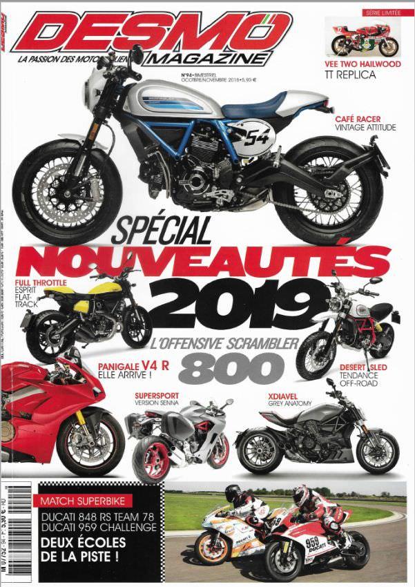 Desmo Magazine 94
