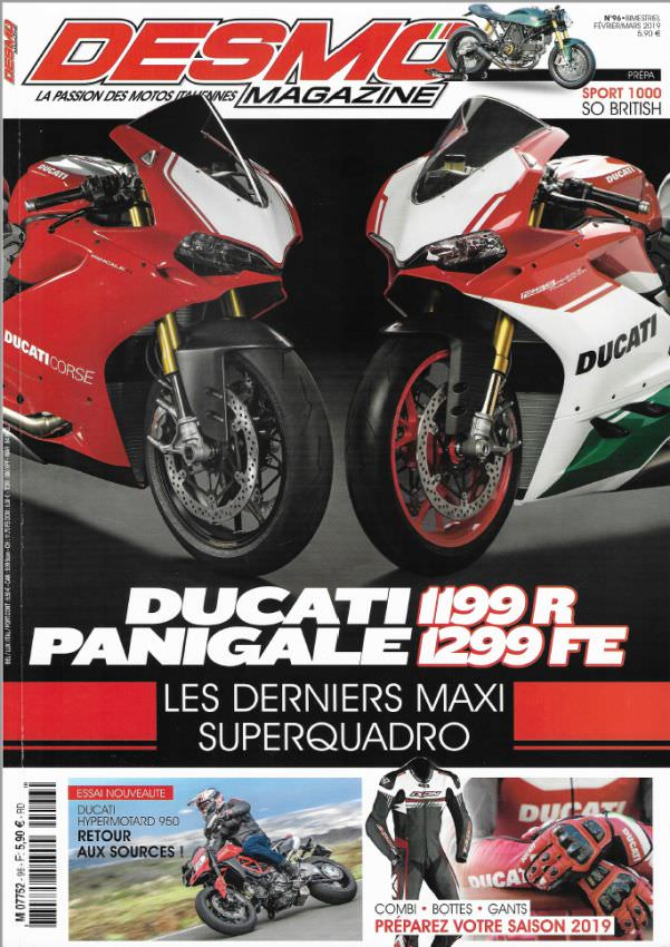 Desmo Magazine 96