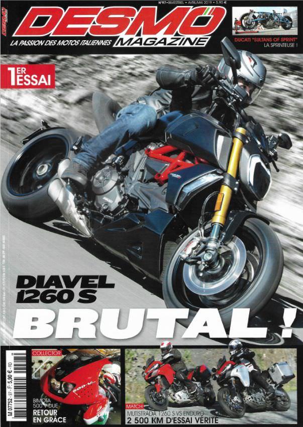 Desmo Magazine 97