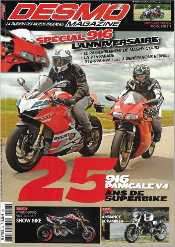 Desmo Magazine 98