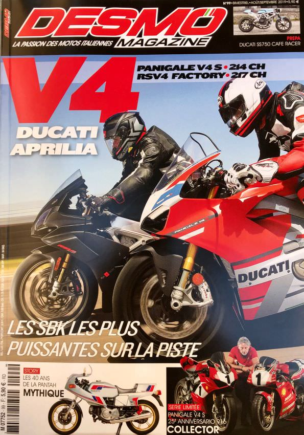 Desmo Magazine 99