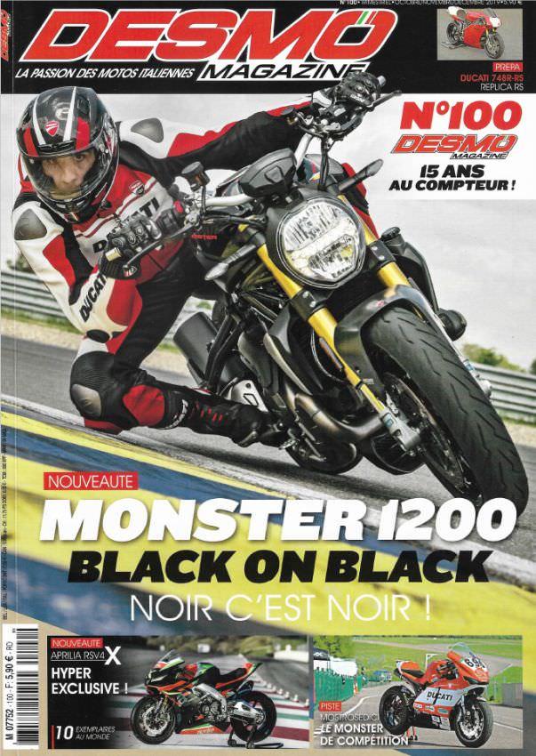 Desmo Magazine 100