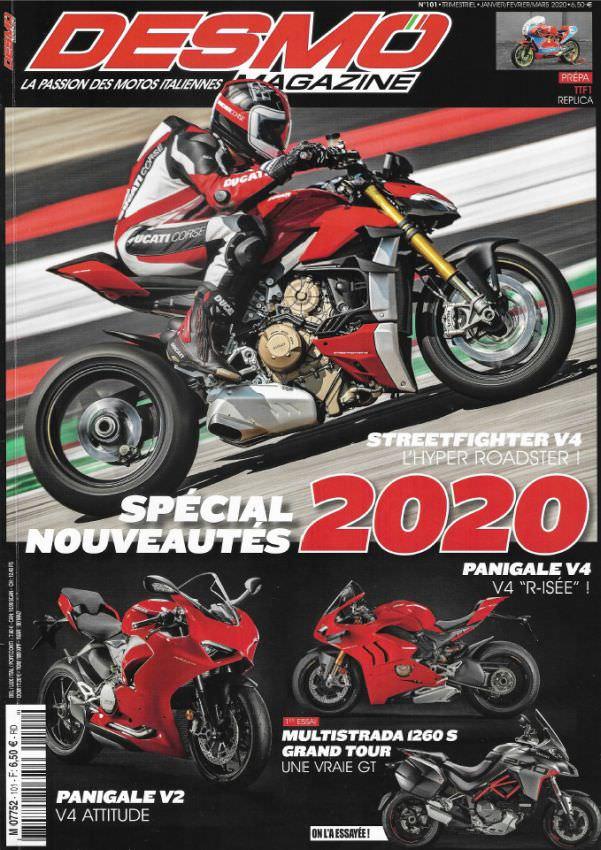 Desmo Magazine 101