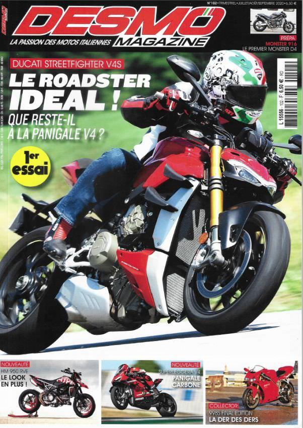 Desmo Magazine 102